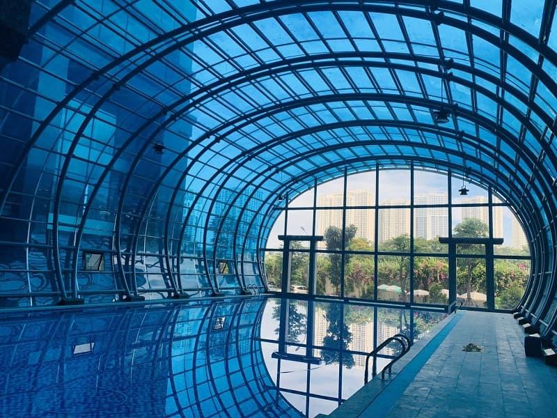 địa chỉ học bơi người lớn
