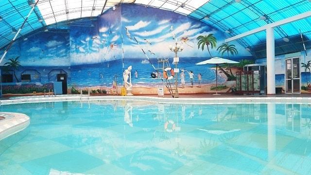 Bể bơi bốn mùa Bảo Sơn