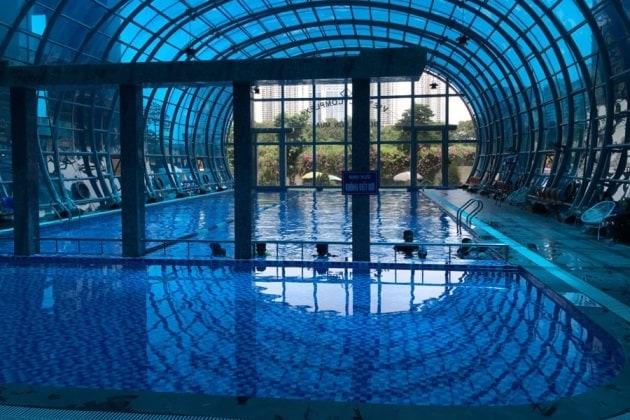 bể bơi việt đức complex giá vé
