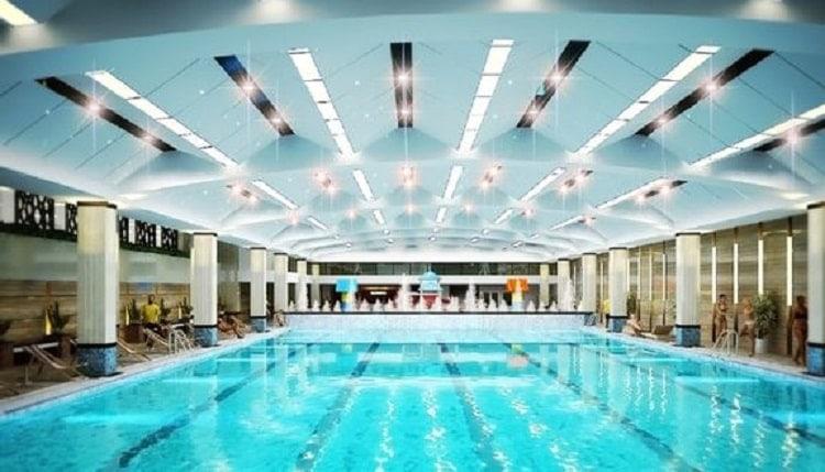 bể bơi Hapulico