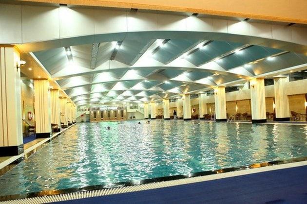 bể bơi Hapulico có chất lượng nước an toàn