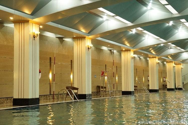Địa chỉ học bơi tại bể bơi hapulico