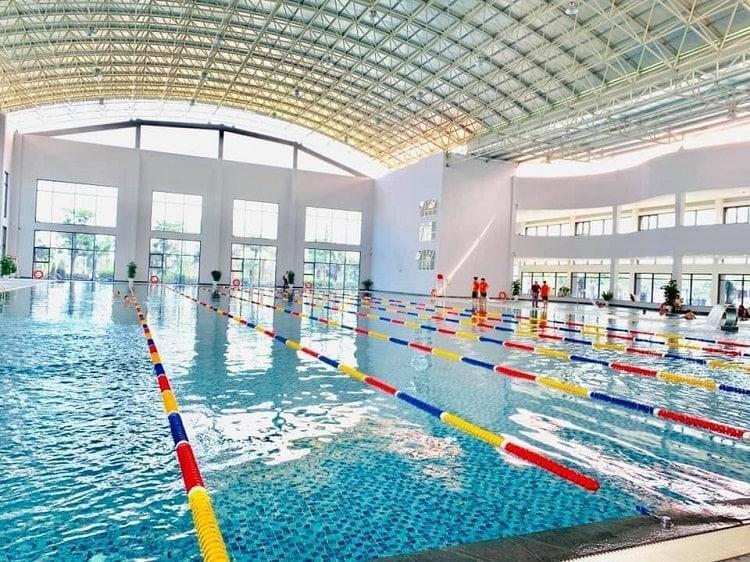 Bể bơi Thanh Hà - Hà Đông