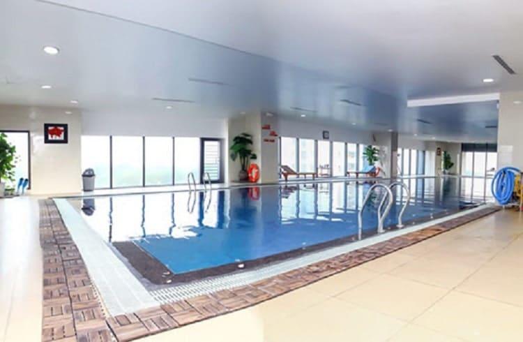 Bể bơi Rainbow Văn Quán - Hà Đông