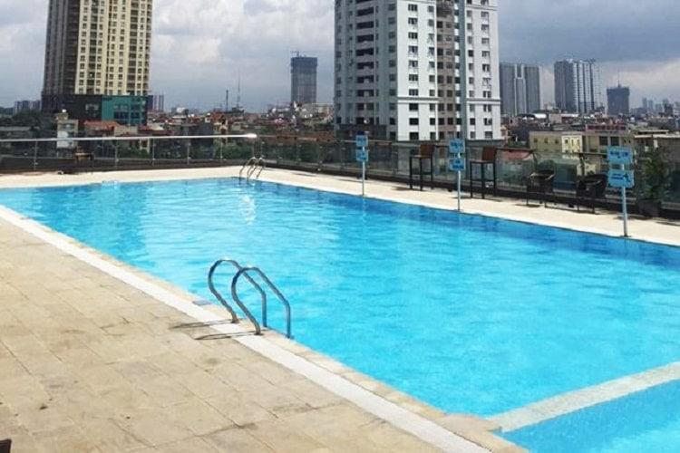 Bể bơi Xuân Mai Tower