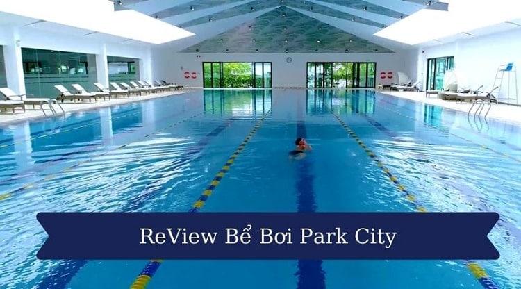 Bể bơi Pack City - Hà Đông