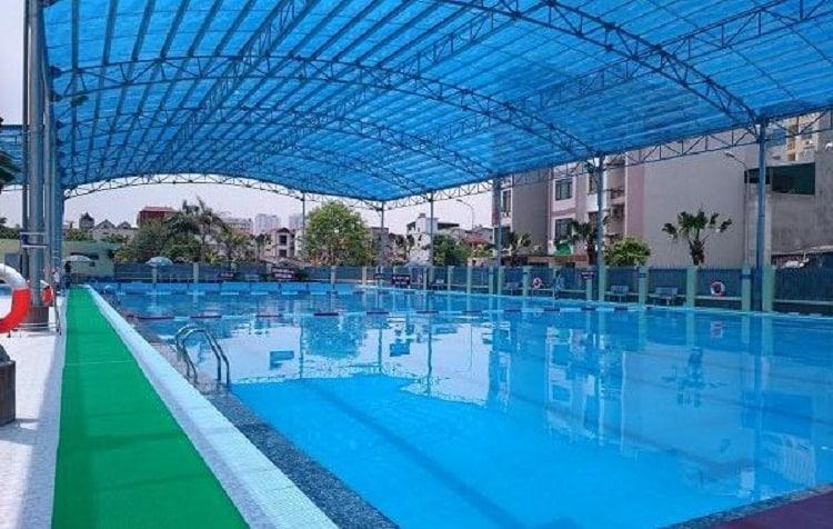 Bể bơi La Khê - Hà Đông