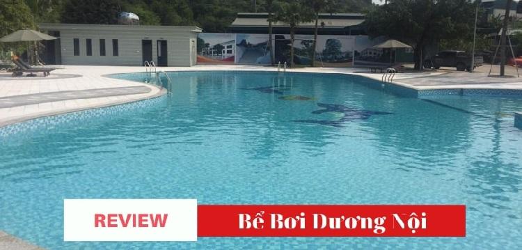 Bể bơi Dương Nội - Hà Đông
