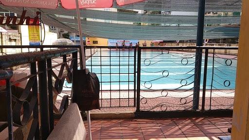 bể bơi thái hà