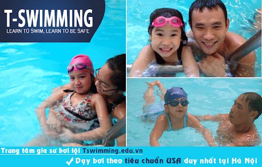 Trung tâm học bơi Tswimming