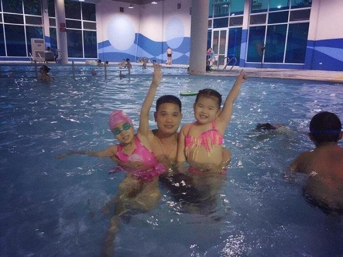 Trung tâm bơi lội Hà Nội