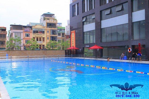 ưu điểm bể bơi Long Khánh