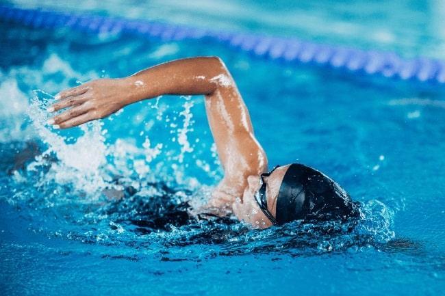Bơi sải (bơi trườn sấp - bơi tự do)