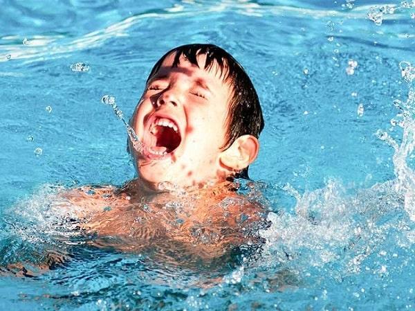 Lớp dạy bơi cho bé 4-5-6 tuổi tại Hà Nội